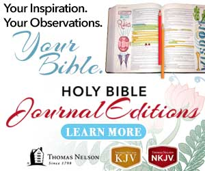 Journal Edition Bible