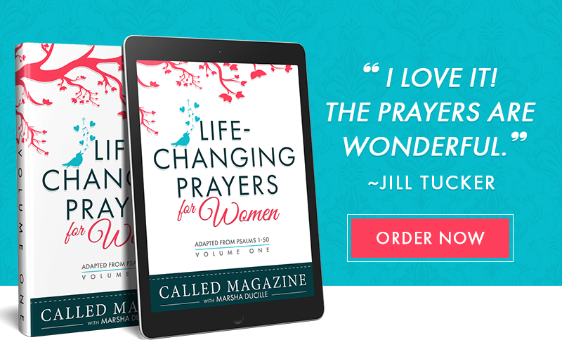 Life-Changing Prayers for Women  (sidebar)