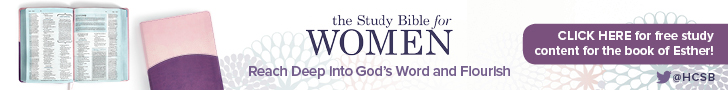 Study Bible For Women Leaderboard