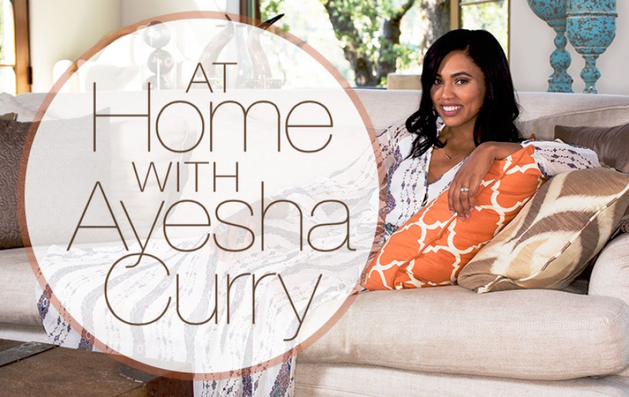 At Home with Ayesha Curry