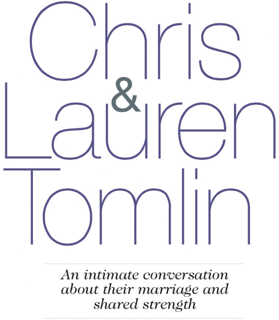 Chris & Lauren Tomlin