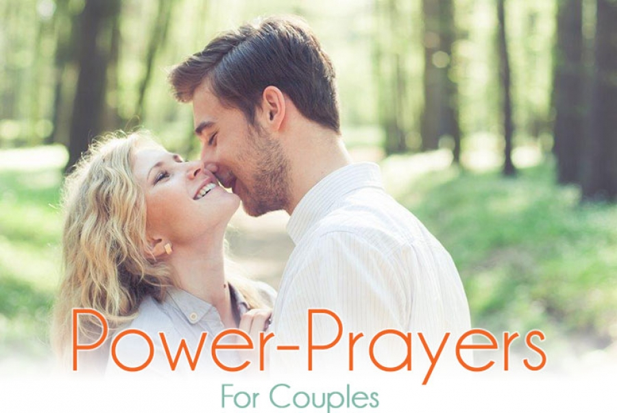 Power-Prayers for Couples