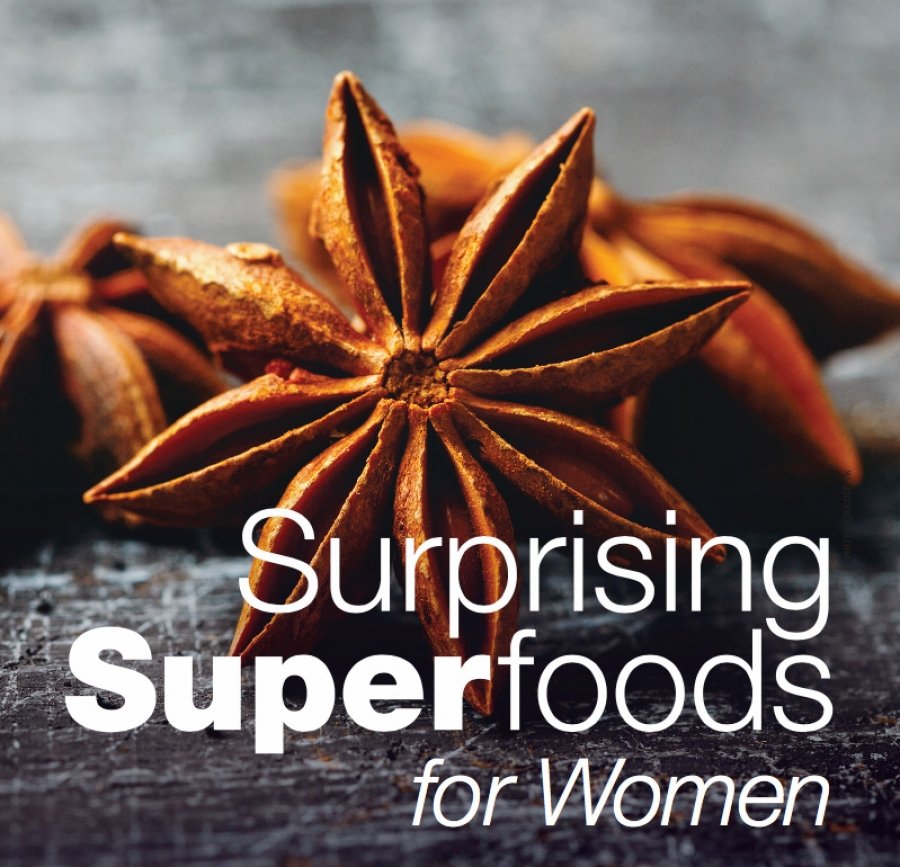 Surprising Superfoods for Women
