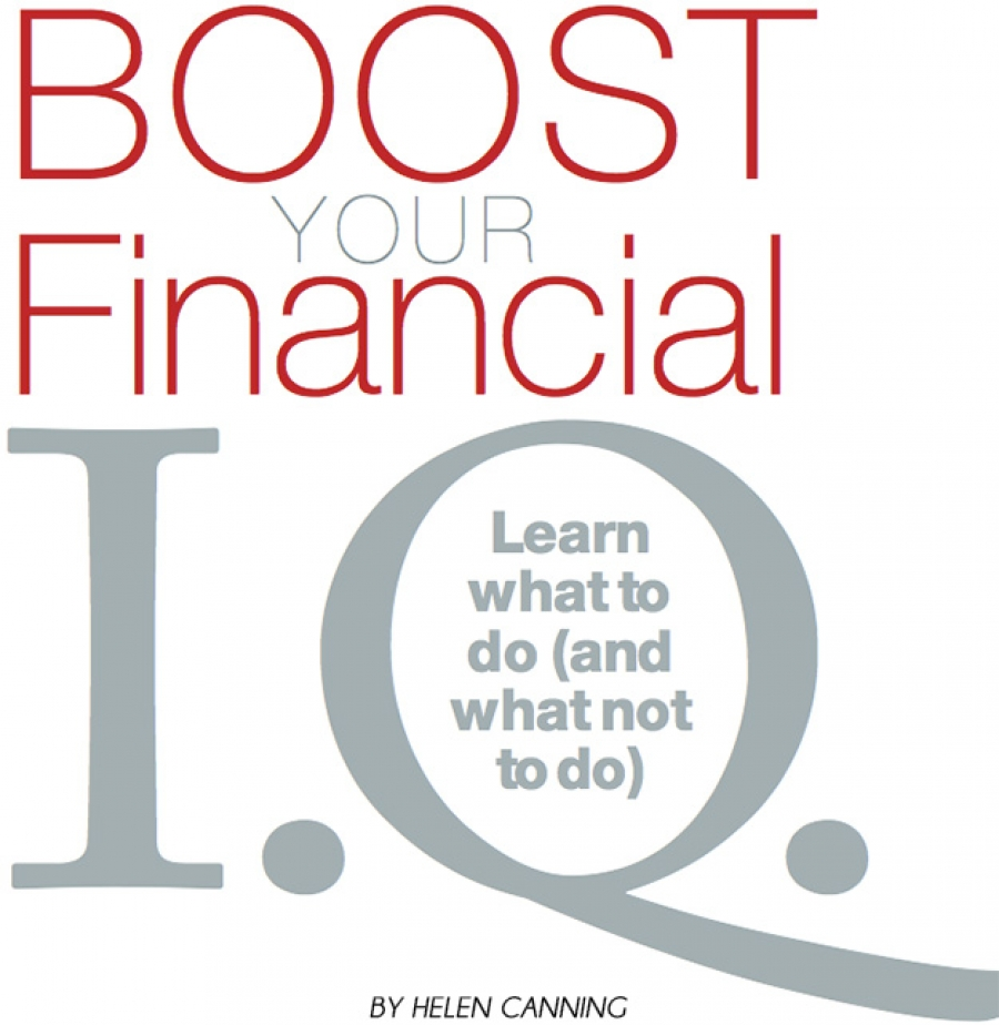 Boost Your Financial I.Q